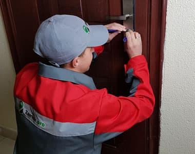 Вскроем дверь без повреждений